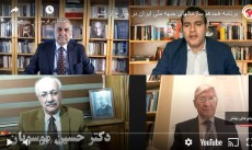 برنامه هجدهم سازمانهای جبهه ملی ایران در خارج از کشور 11 آوریل 2021